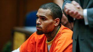 Chris Brown en una imagen de archivo / Gtres