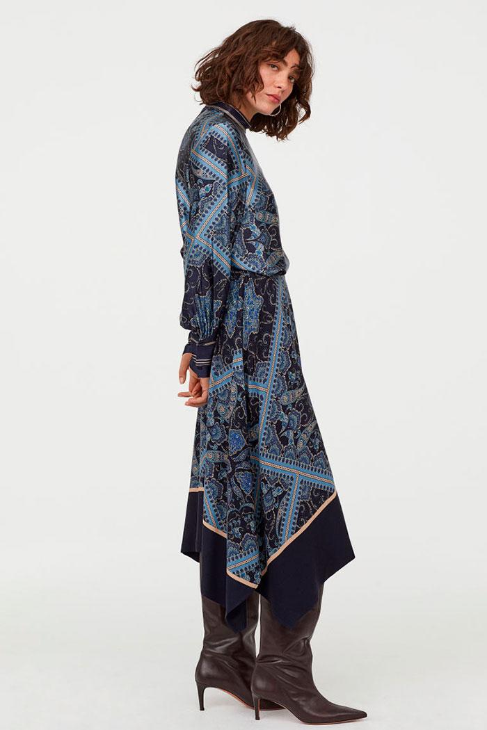 Conjunto de blusa y pantalón de H&M