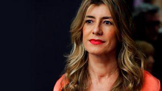 Begoña Gómez en la inauguración de 'Las costuras femeninas de la moda de España: 1930-2018' / EFE