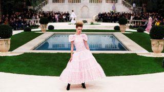 Colección Primavera-Verano 2019 de Alta Costura de Chanel. / Gtres