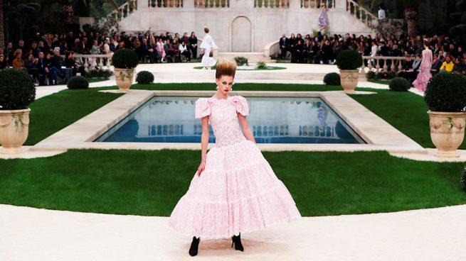 Colección Primavera-Verano 2019 de Alta Costura de Chanel Karl Lagerfeld