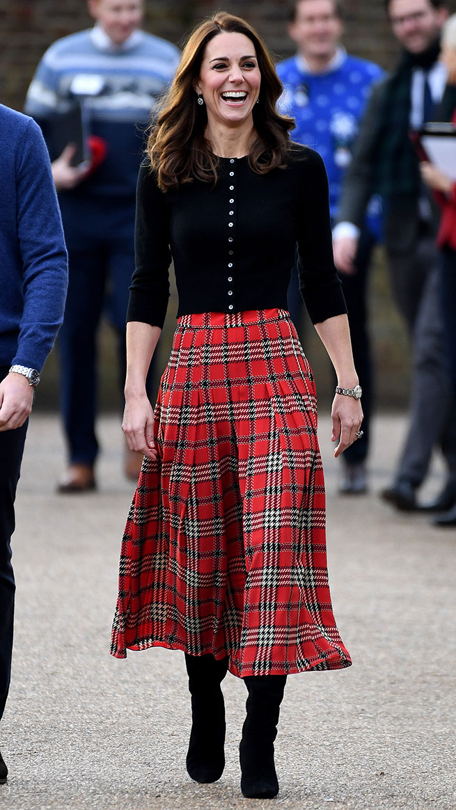 kate middleton midi