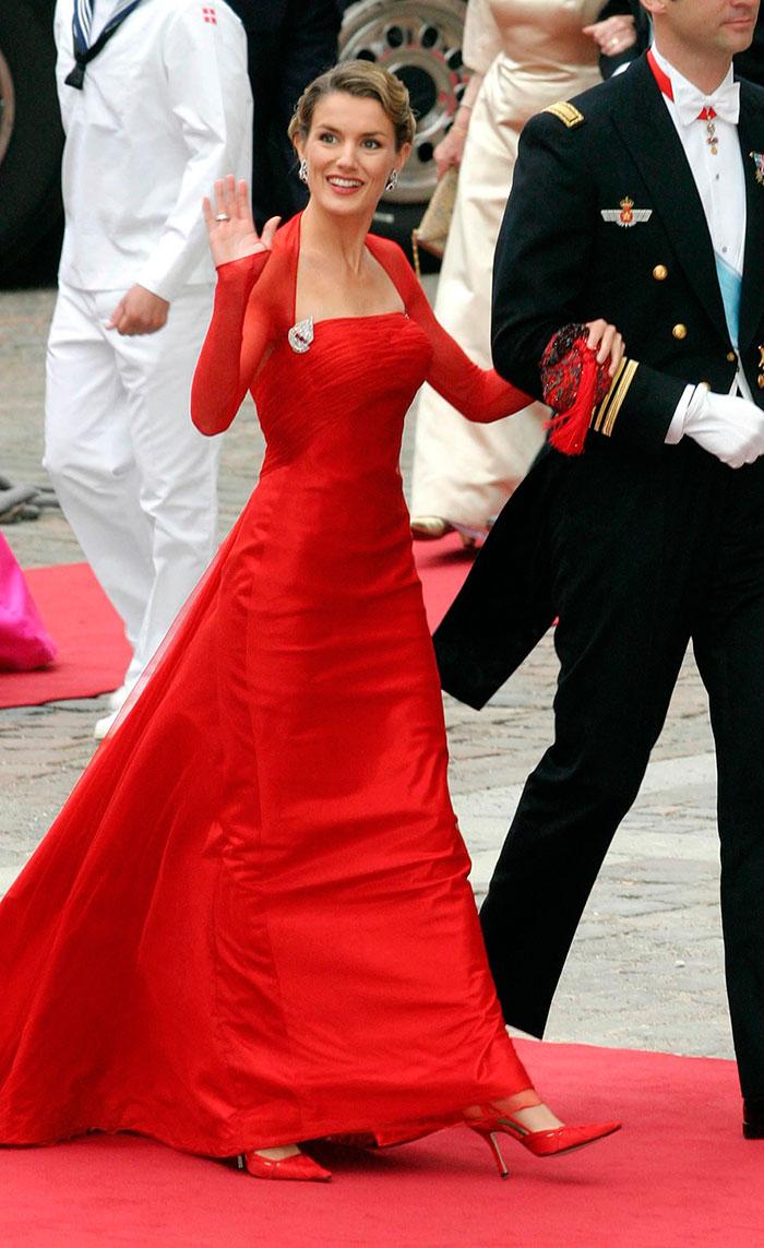 letizia rojo boda dinamarca