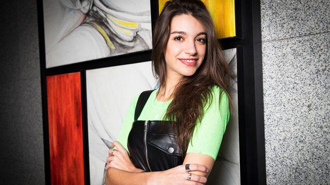 El sugerente pijama transparente de Ana Guerra que noqueó a Pablo Motos