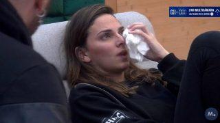 Irene Rosales antes de abandonar GH DÚO./Mediaset