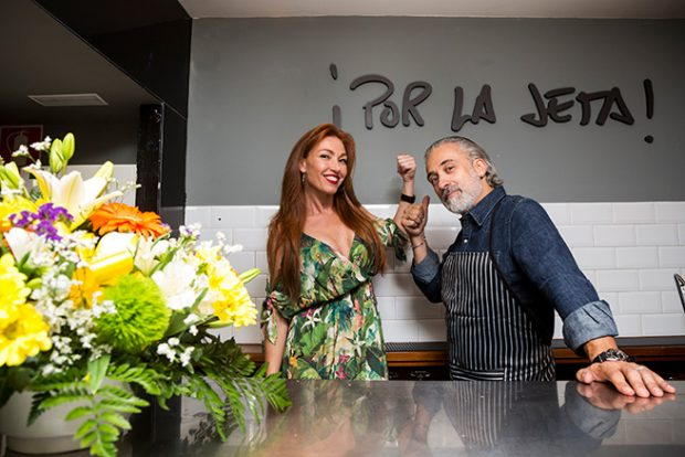 Sergi Arola, Silvia Fominaya