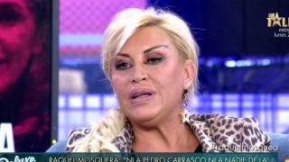 Raquel Mosquera, en 'Sábado Deluxe' / Telecinco.