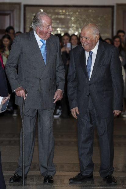 Primer discurso del rey Juan Carlos tras casi un año de silencio