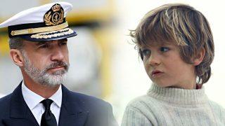 De bebé a rey: los 51 años de Felipe VI en 25 imágenes