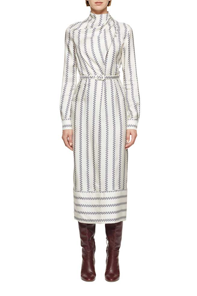 vestido josefina Gabriela Hearst