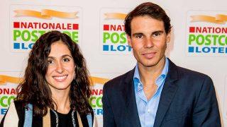 Rafa Nadal y Xisca Perelló, en uno de sus pocos actos juntos / Gtres