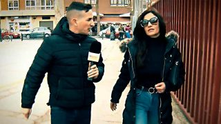 Cristina Pujol, novia de Kiko Matamoros / Telecinco