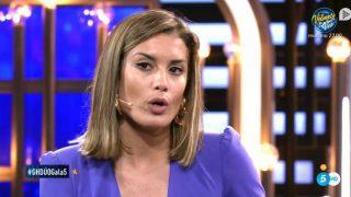 Candela habla sobre sus problemas con Antonio Tejado./Mediaset