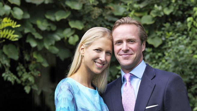 Lady Gabriella Windsor y Thomas Kingston / Gtres