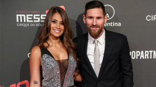 Leo Messi y Antonella Roccuzzo, protagonistas de la gran fiesta / Gtres.