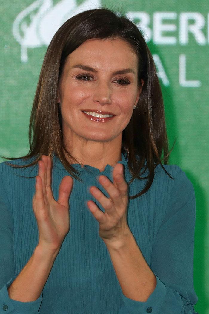 Las pulseras de doña Letizia regalo de la reina Sofía que no ha vuelto a lucir