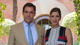 Luis Alfonso de Borbón y Margarita Vargas / Gtres