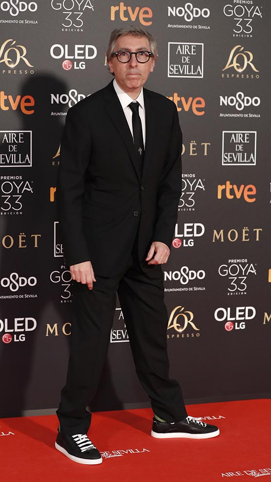 David Trueba Premios Goya