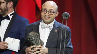 Jesús Vidal gana el premio a mejor actor de reparto en los Premios Goya / Gtres.