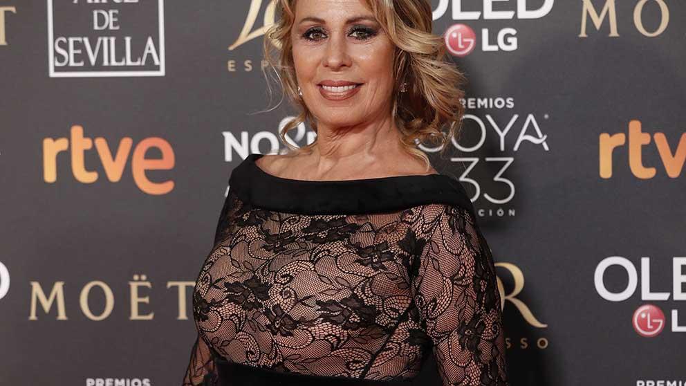Miriam Díaz-Aroca Premios Goya