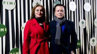José Ortega Cano y Ana María Aldón posan para los medios / Gtres.