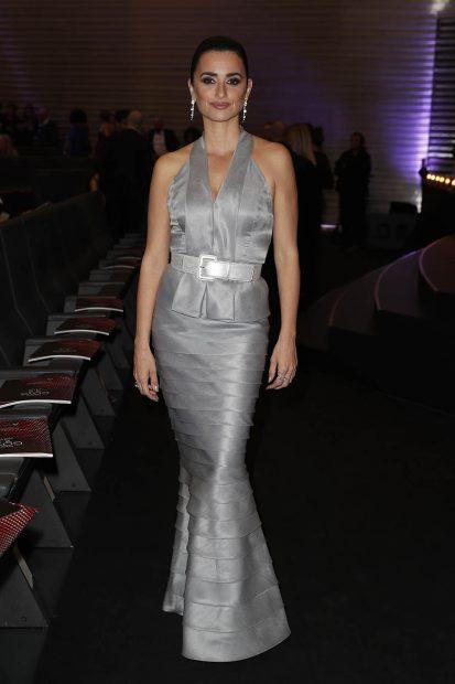 Penélope Cruz durante los Premios Goya 2019