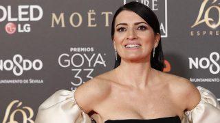 Silvia Abril, en la gala de los Goya / Gtres.