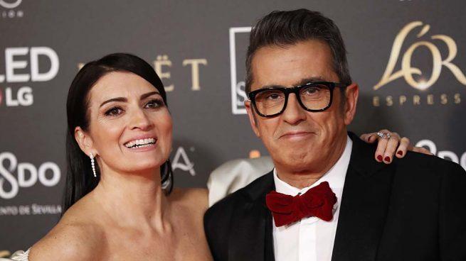 Andreu Buenafuente y Silvia Abril han sido los presentadores de los Premios Goya