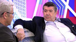 Gil Salgado, durante el 'Sábado Deluxe' / Telecinco.