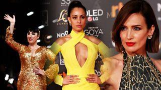 GALERIA. Las mejor y peor vestidas de los Goya 2019 / Gtres