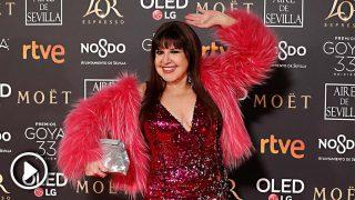 Peor vestidas en la alfombra roja de los premios Goya 2019 / Gtres