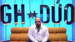 Julio Ruz, expulsado de GH DÚO./Mediaset