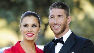 Sergio Ramos y Pilar Rubio se casarán el próximo 15 de junio en Sevilla / Gtres