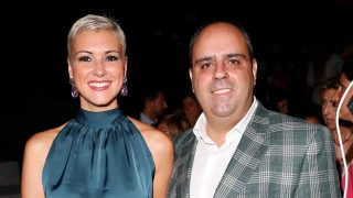 Julio Ruz y María Jesús Ruiz, en una imagen de archivo / Gtres
