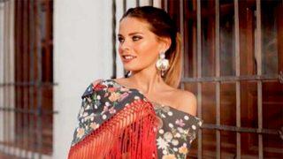 María Sánchez, Miss Grand Málaga 2019/ Gtres