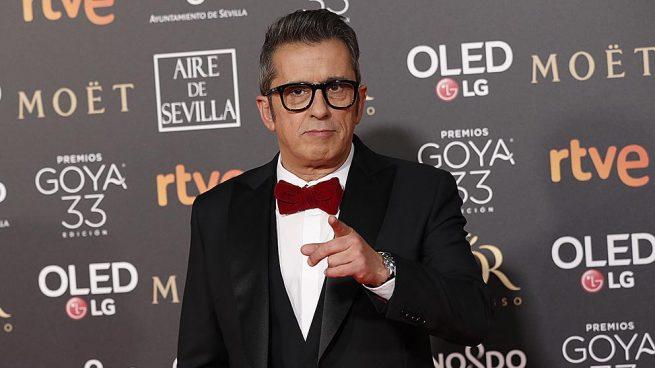 Andreu Buenafuente durante los Premios Goya