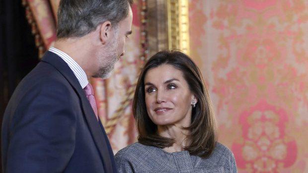 reina Letizia Felipe
