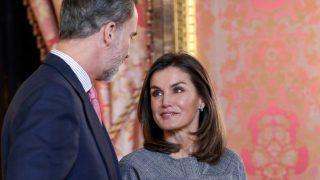 La reina Letizia y Felipe VI salen a cenar juntos