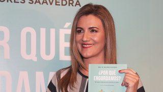 Carlota Corredera durante la presentación del libro / Gtres