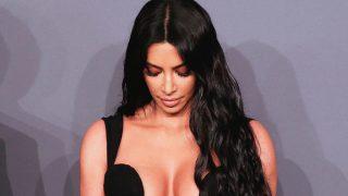 GALERÍA: El escote de Kim Kardashian y otros looks de la gala amFAR/ Gtres