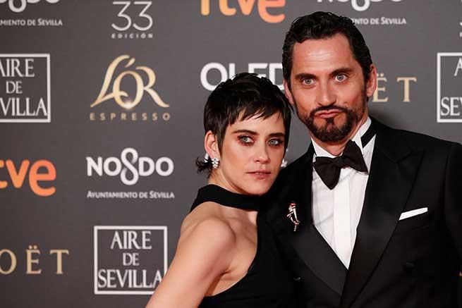 María y Paco León