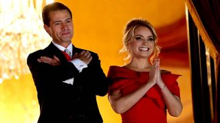 Enrique Peña Nieto y Angélica Rivera se divorciaron en el mes de diciembre/  Gtres