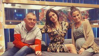 Verdeliss, el Koala y Miriam Saavedra, en 'Gran Hermano VIP 6' / Telecinco.