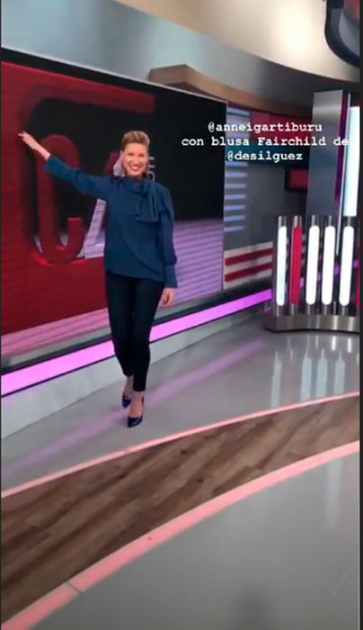 Silvia, la diseñadora clon de Alba Carrillo, ya triunfa entre las celebrities