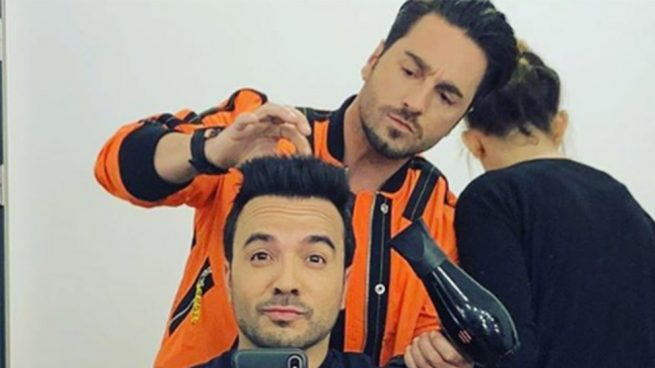 David Bustamante Luis Fonsi