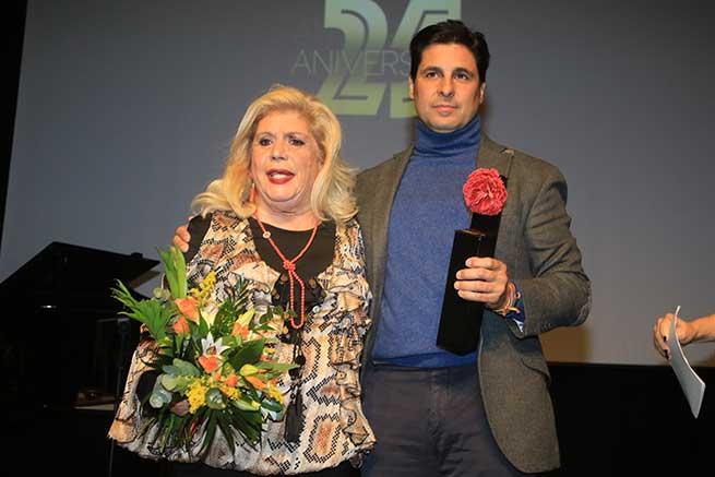 Francisco Rivera y María Jiménez