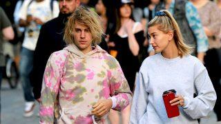 Justin Bieber y Hailey Baldwin, en una imagen de archivo / Gtres