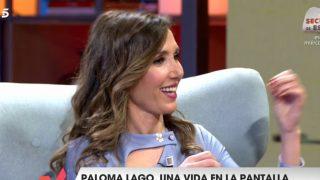 Paloma Lago, en 'Viva la vida' / Telecinco.