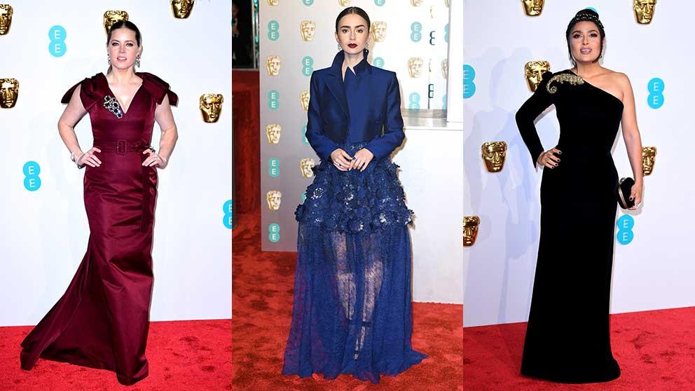 BAFTA 2019: Premios BAFTA 2019: Looks Increíbles (para Bien Y Para Muy