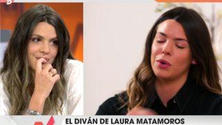 Laura Matamoros, en 'Viva la Vida' / Telecinco.